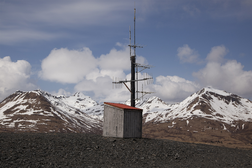 Antenna and Mountains [2011]